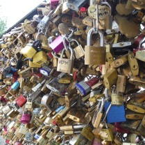 Love Lock Bridge 5/18/2015